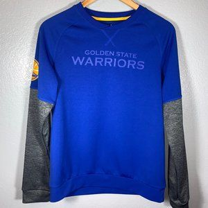 Youth Adidas Golden State Warriors Longsleeve